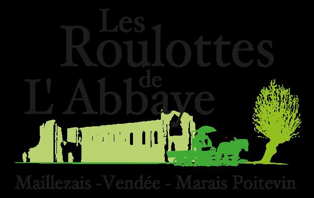 Les Roulottes de l'Abbaye Logo